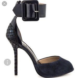 Guess Remonia heels Dark blue 6.5